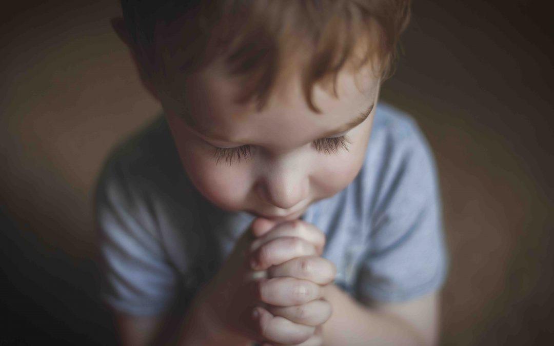 Puissance de la prière des enfants