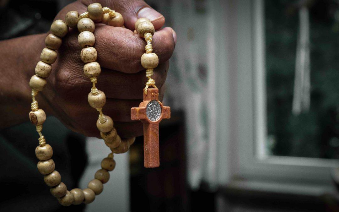 A Bishop Miraculously Defeats the Jihadists